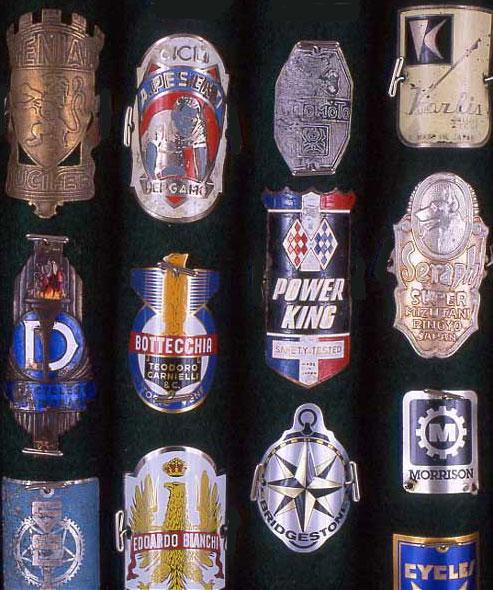 Bottecchia Head Badge