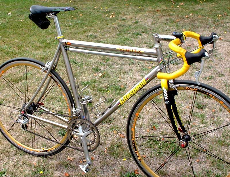 1999 Litespeed Vortex