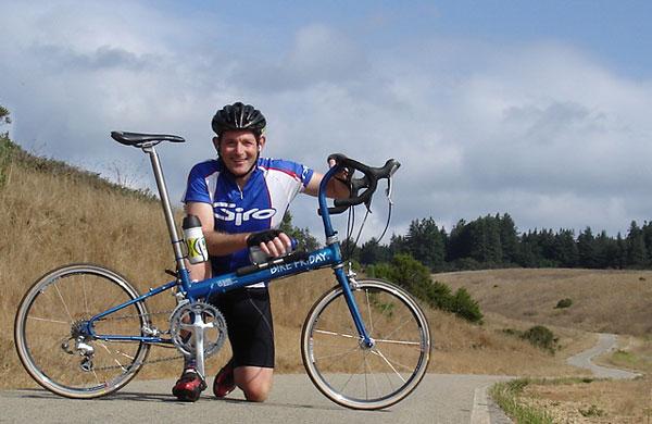 Bike Friday Pocket Rocket Bicycle