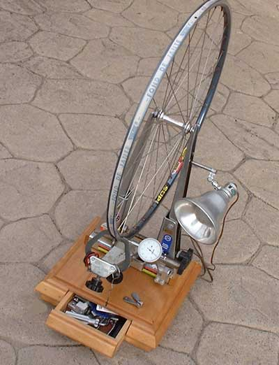 Bicycle Bike Wheel Building Truing Jigs Stands Spoke